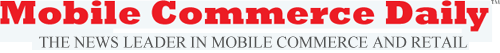 Mobile commerce daily logo